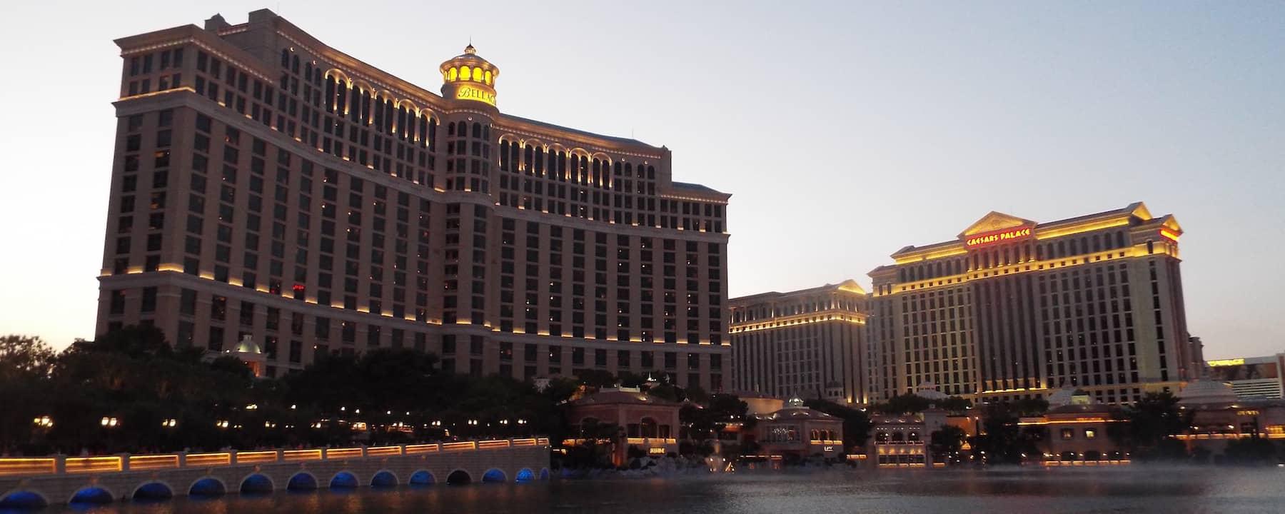 Viva Las Vegas a day on the strip