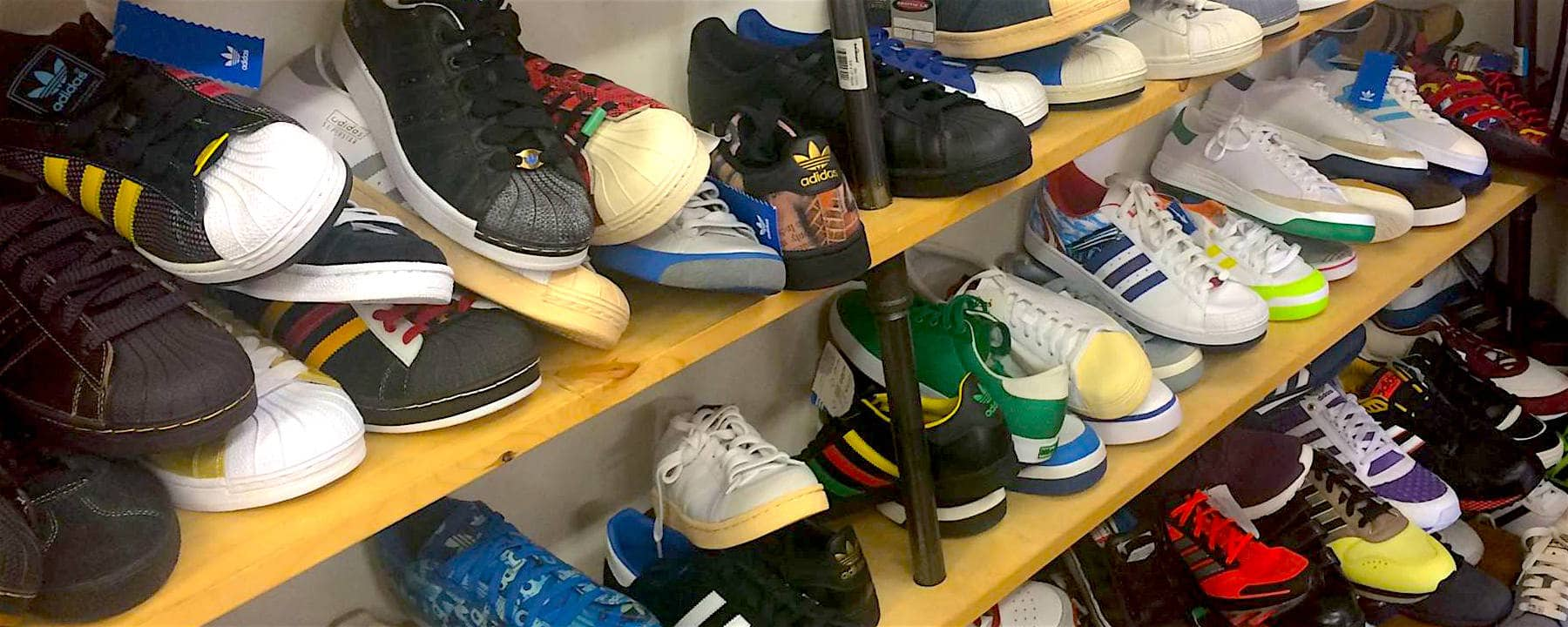 Los Angeles, Sneaker Shopping and Anaheim