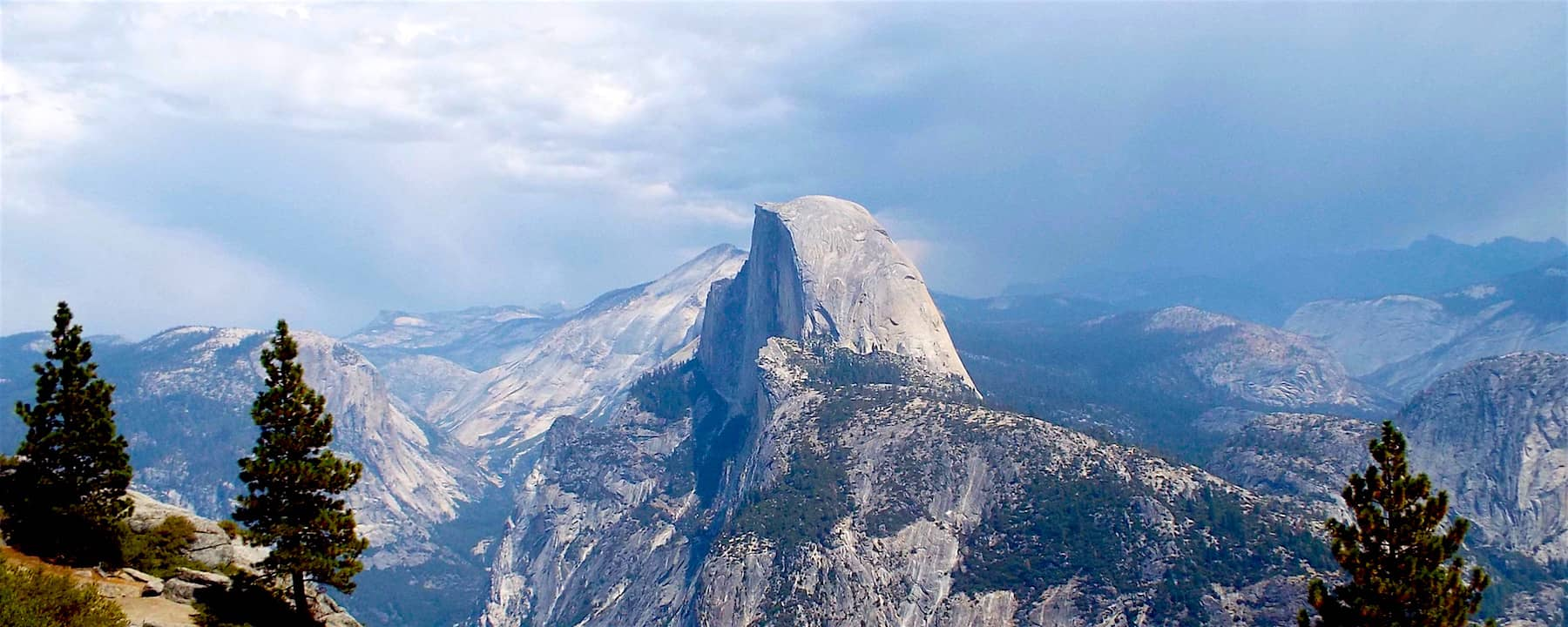 Back to nature in Yosemite National Park