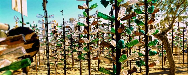 Bagdad California Bottle Ranch