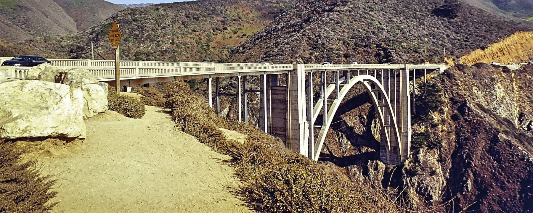 San Luis Obispo to Monterey Bay